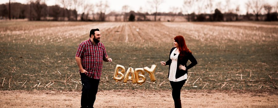 We Are Expecting!